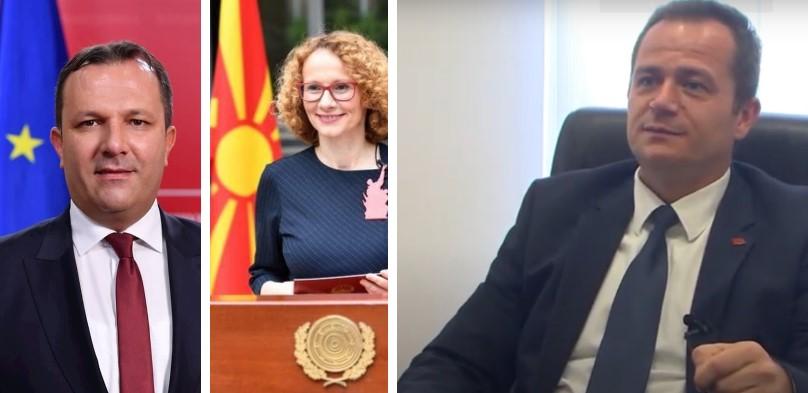 Ковачки до Спасовски и Шекеринска: Дали во МВР и АРМ вработивте лица кои не ги поминале безбедносните проверки?