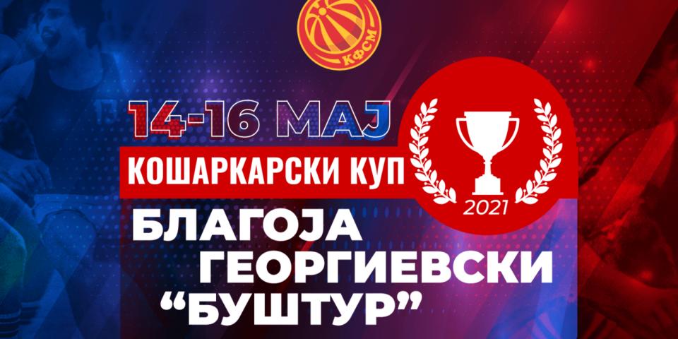 Кошаркарската федерација распиша конкурс,Купот од 14-ти до 16-ти мај