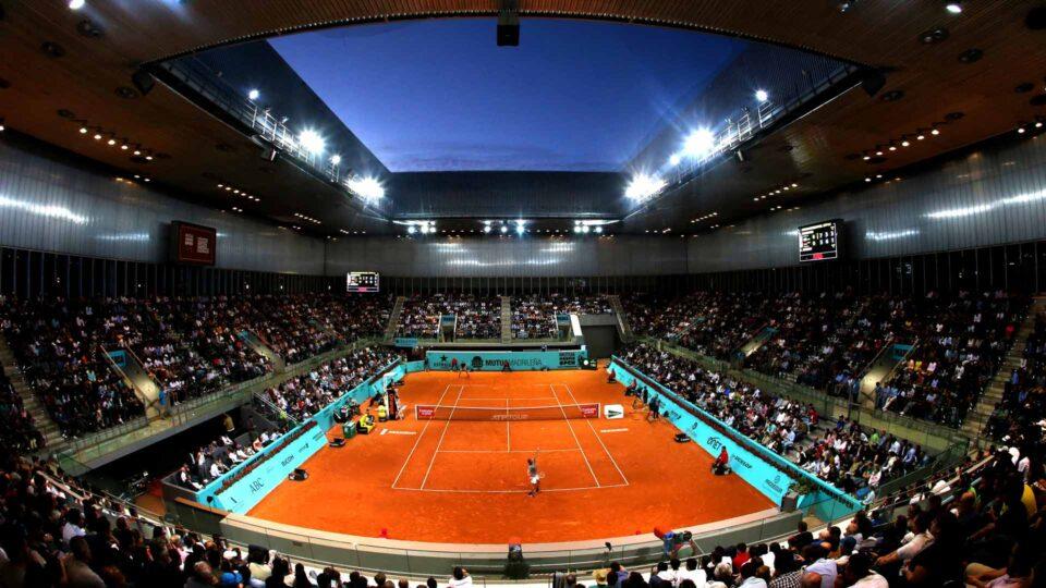 Трибините на АТП Мастерсот во Мадрид ќе бидат исполнети до 40 проценти од капацитетот