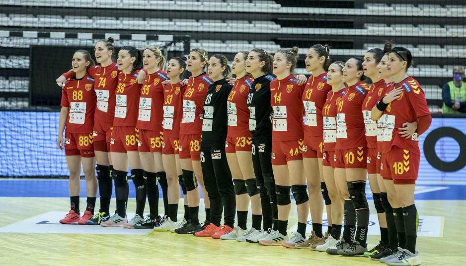 Ракометарките продолжуваат со подготовки пред мечот со Романија