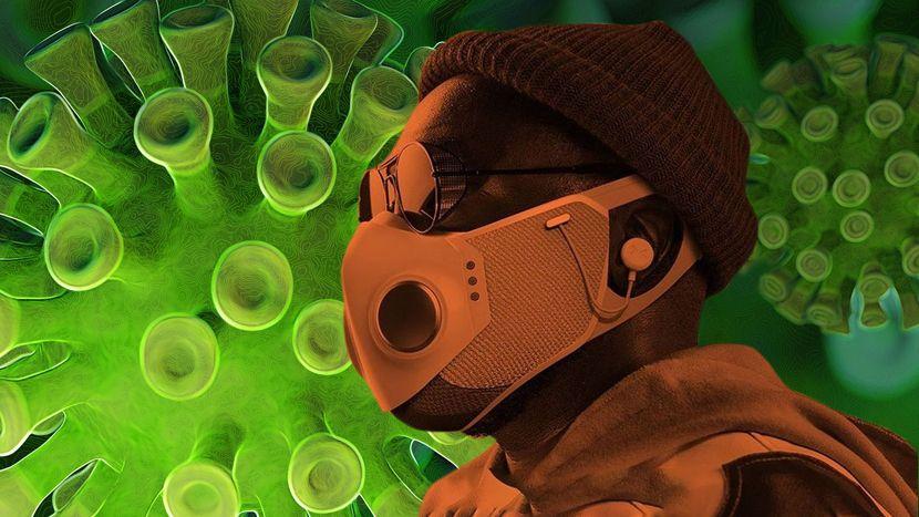 """Дали би ја носеле оваа """"паметна"""" маска? Заштитува од коронавирус и не прави бразди на лицето"""