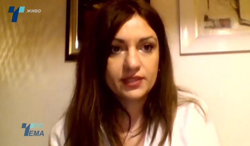 Јордановска: Со скандалот поврзан за хонорарците владата потфрли во транспарентноста која претходно ја ветуваше