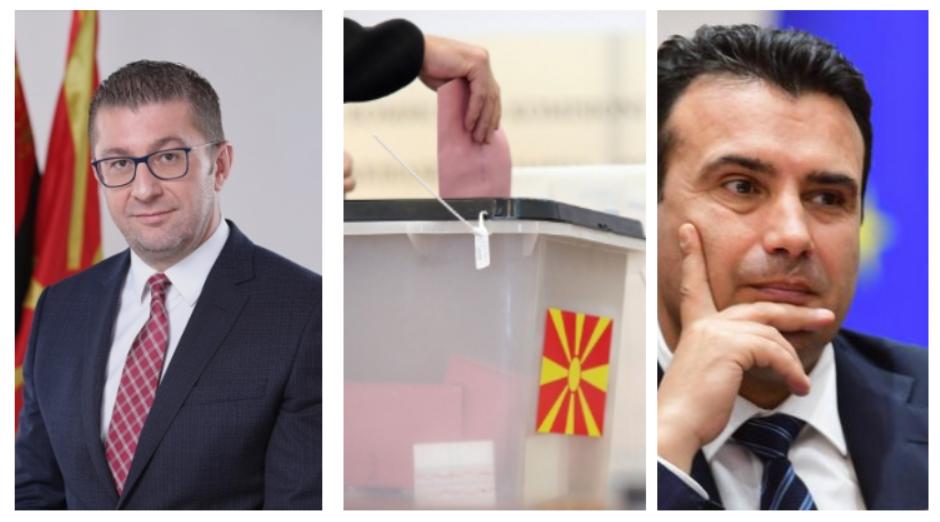 ВМРО-ДПМНЕ со реакција: Ниту една наместена анкета нема да го покрие поразот кои им следи на СДСМ и Зоран Заев