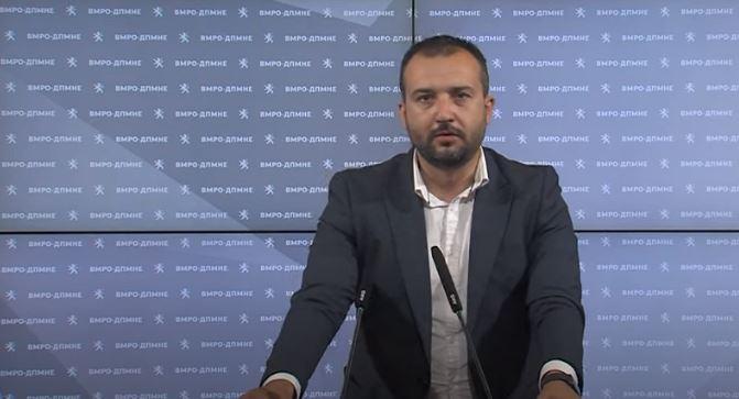 """Лефков: Во ден кога Македонија имаше 1.117 заболени од КОВИД, директорите на јавните установи водеа кампања """"Поддршка за Венко"""""""