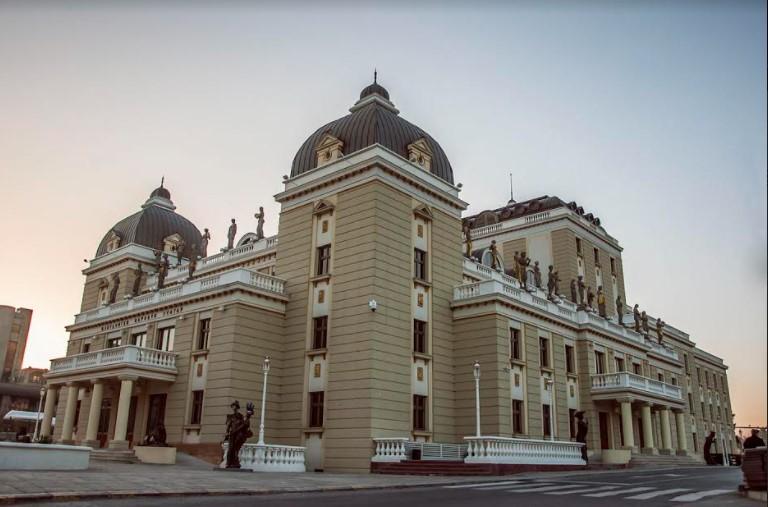 Македонски народен театар 76 години испишува историја