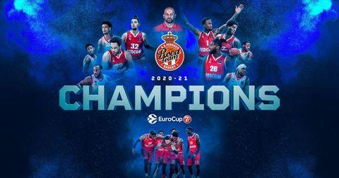 Монако го освои Еврокупот