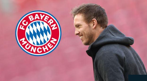Официјално: Нагелсман нов тренер на Баерн