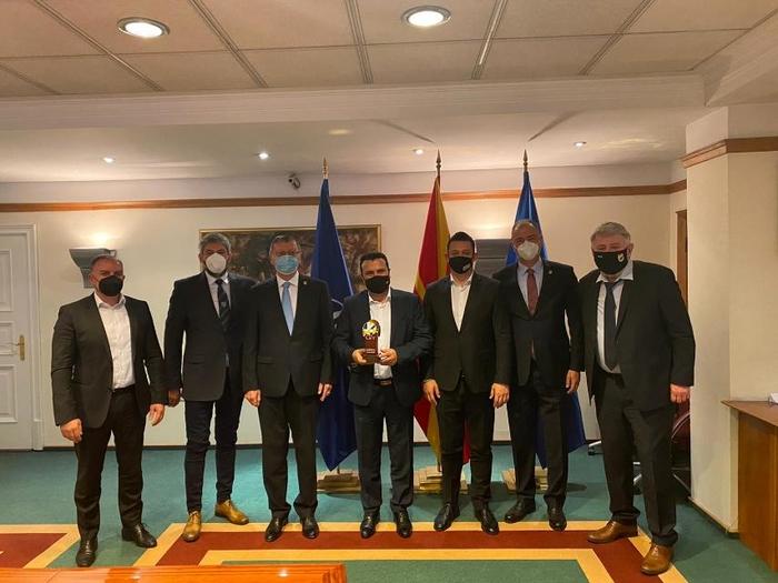 Македонија ко-организатор на ЕП во одбојка 2023