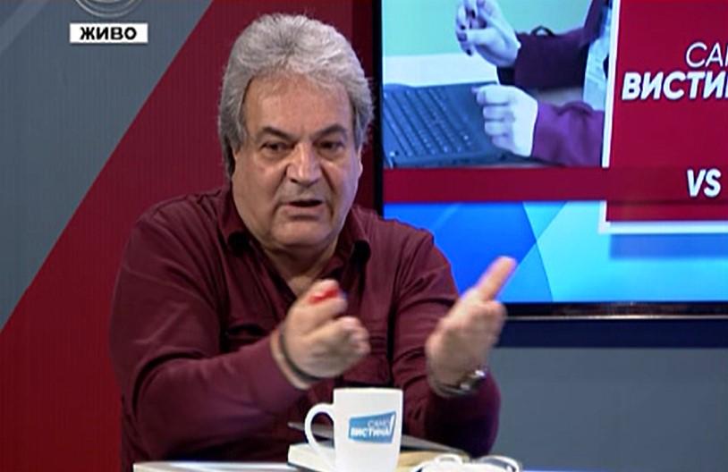 Костов: Kога во државата има најголем број на заразени и невакцинирани граѓани пописот не треба да се одржи