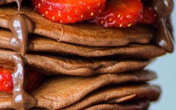 Најздравиот појадок во светот! Потсетува на палачинки од чоколадо! (РЕЦЕПТ)