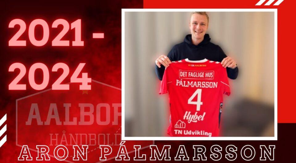Палмарсон и официјално потпиша за Алборг