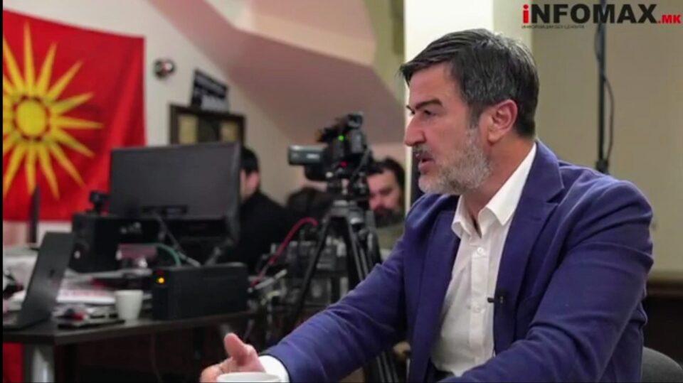 Пандов: На неправедно осудените уставобранители од настаните на 27-ми април треба да им се даде шанса за повторно судење