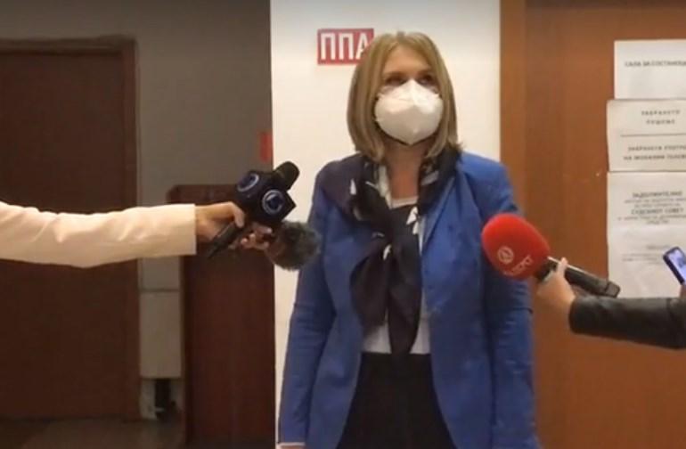 ВМРО-ДПМНЕ: Црвенковска да си поднесе оставка, нема кредибилитет да оценува судии