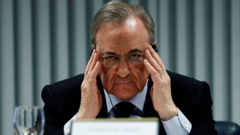 Потреси во Мадрид, се бара оставка на Флорентино Перез