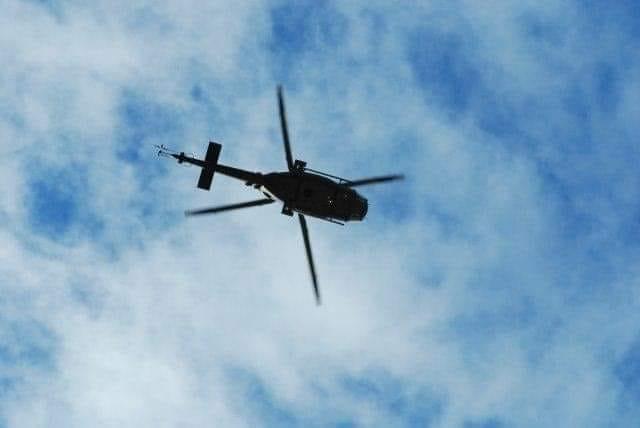 Заев во посета на Прилеп пристигнал со хеликоптер