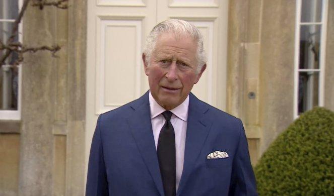 Принцот Чарлс му оддаде почит на својот татко: Беше посебна личност (ВИДЕО)