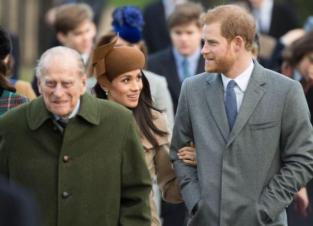 ИЗЛЕГОА ДЕТАЛИ: Еве што мислел принцот Филип за одлуките на Хари и Меган