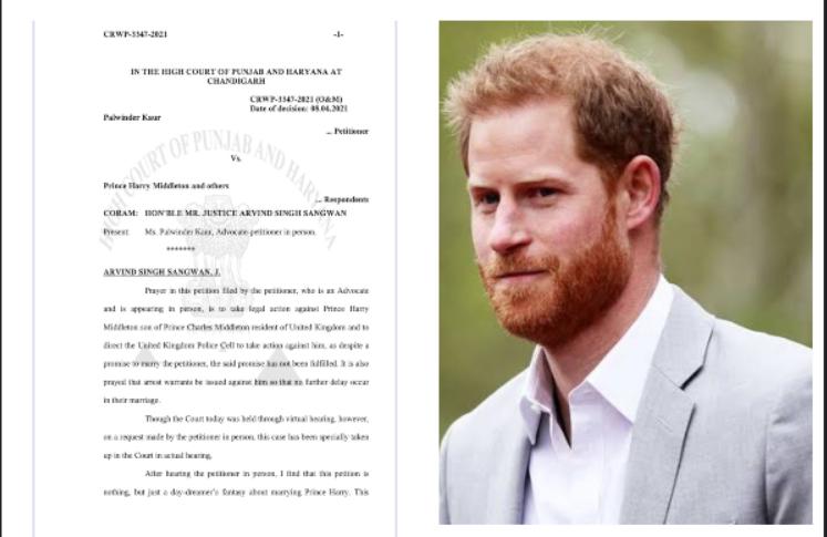 Тужба против принцот Хари, се бара и да го уапсат: Во морето на бизарни приказни, ова е нешто неверојатно – и ветил дека ќе ја ожени?!