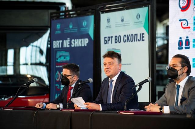 Советничка група на ВМРО-ДПМНЕ во Град Скопје: Мрзеливиот Шилегов ќе фрли 70 милиони евра, за 10 минути побрзо пристигнување од Ѓорче до Аеродром