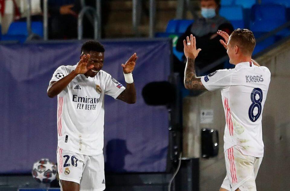 Реал Мадрид убедлив против Ливерпул, минимална предност на Сити во мечот со Борусија Дортмунд