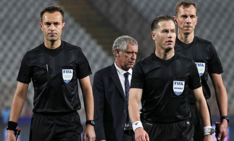 Судијата кој не го призна голот на Роналдо доби отказ