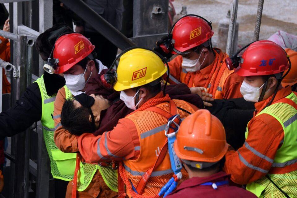Кина: Поплава во рудник, заробен 21 рудар