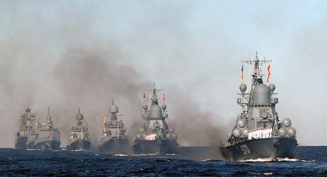 Ситуацијата пред ескалација, Русија испрати 15 воени бродови во Црно Море