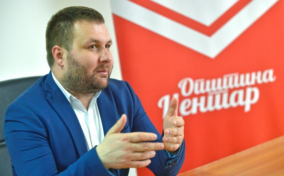 Саша Богдановиќ повторно во трката за градоначалник