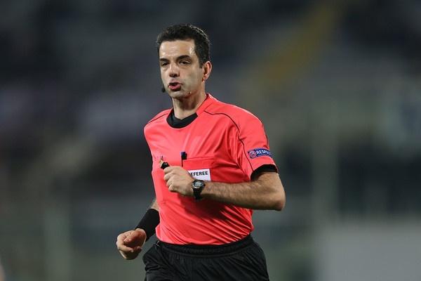 Александар Ставрев го судеше големото грчко дерби ПАОК- Олимпијакос