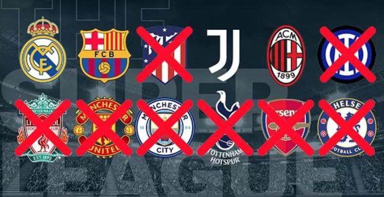 """Атлетико ѝ кажа збогум на Суперлигата, уште само четири клуба се """"за"""" неа!"""