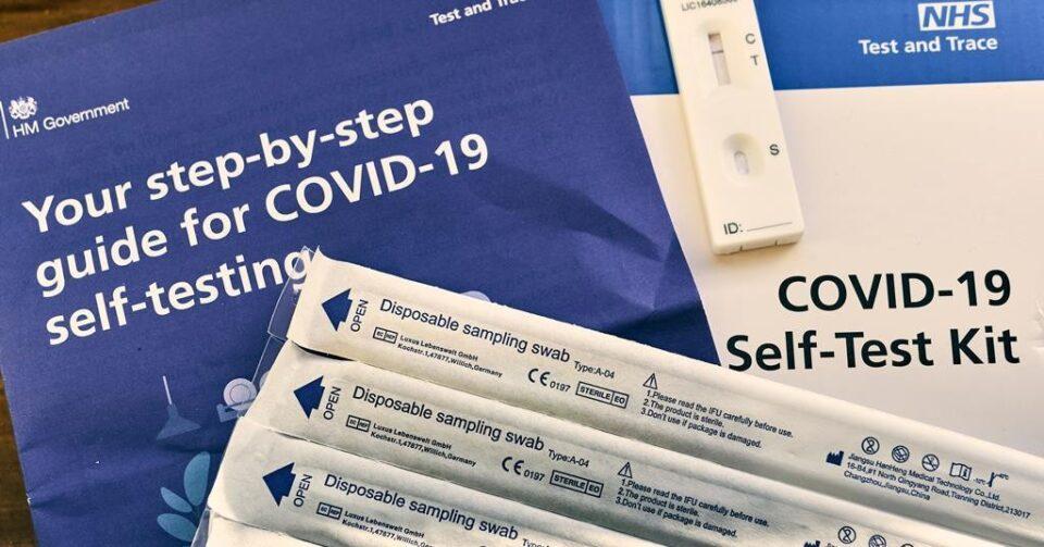 Селф-тестовите за Ковид-19 не се валидни за добивање дигиталните пасоши на ЕУ