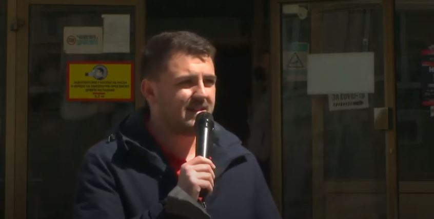Попов: Младите се заборавени од владата на СДСМ, младите видоа само вработувања на млади по партиски клуч, а не по квалитет