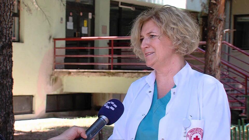 Шопова: Дали на македонските државјани ќе им се забрани вакцинација во Србија бидејќи нема да знаеме што со новите донирани вакцини ?