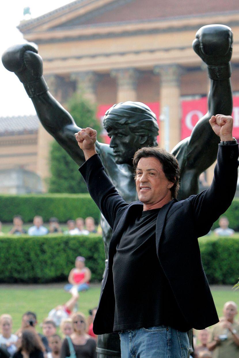 """Сталоне нема да го игра Роки Балбоа во """"Крид III"""""""