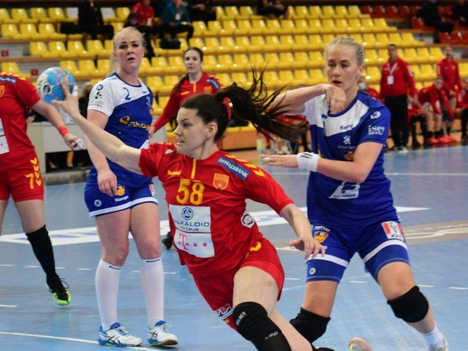 Женскиот ракометен тим посилен за Симона Стојковска