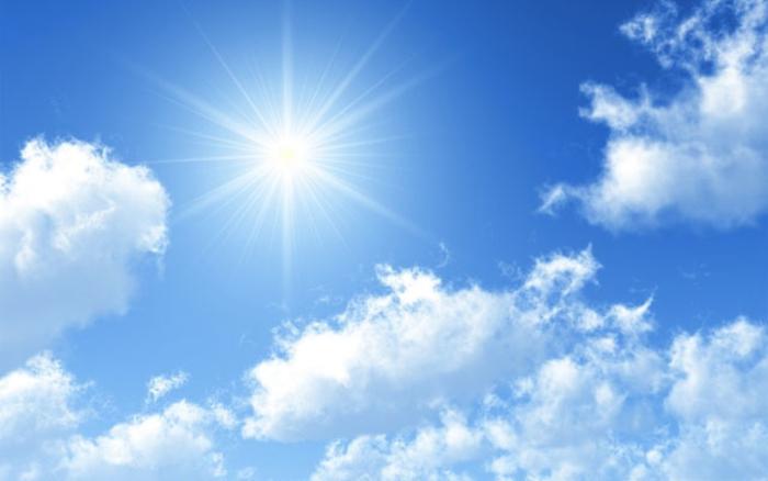 Сончево и топло до 25 степени- од среда дожд и грмежи