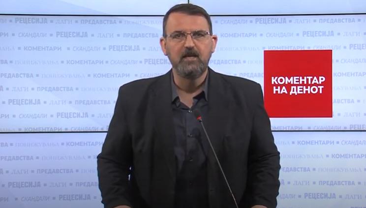Стоилковски: Снемува вакцини, Заев и Филипче се неспособни да обезбедат нови, да не беа донациите, и докторите ќе патуваа да се вакцинираат во Србија