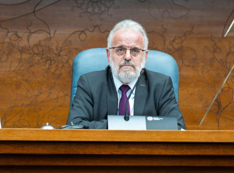 Џафери ќе договора термин за дебата за интерпелацијата на Спасовски