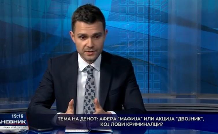Муцунски: СДСМ се четири години на власт, а се некој друг е крив за нивните скандали и афери