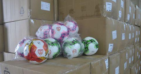 ФФМ набави 15.000 топки за клубовите од мак-фудбалот
