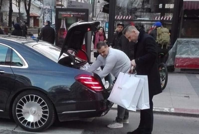 ВМРО-ДПМНЕ: Спасовски молчи за акцијата на ДЕА, уапсен шоферот на Трајче Заев, а Трајче Заев избегал во Дубаи