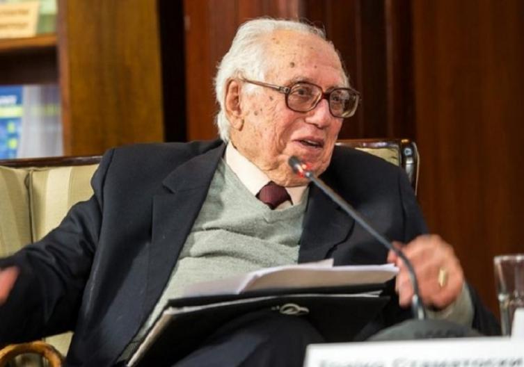 Почина лингвистот Трајко Стаматоски, имаше 96 години