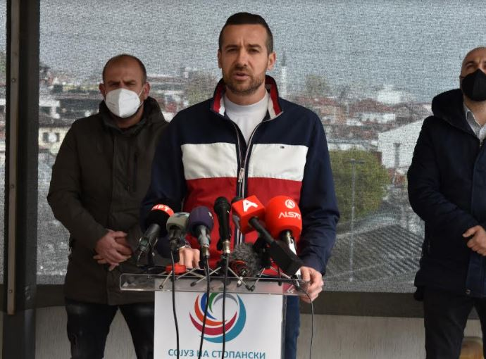 ТУК: На протест бараме спас за сите во секторот, остануваме на улица до исполнување на барањата