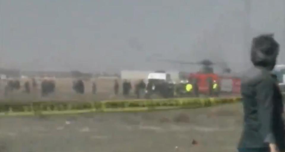 Се сруши борбен авион во Турција: Пилотот загина (ВИДЕО)