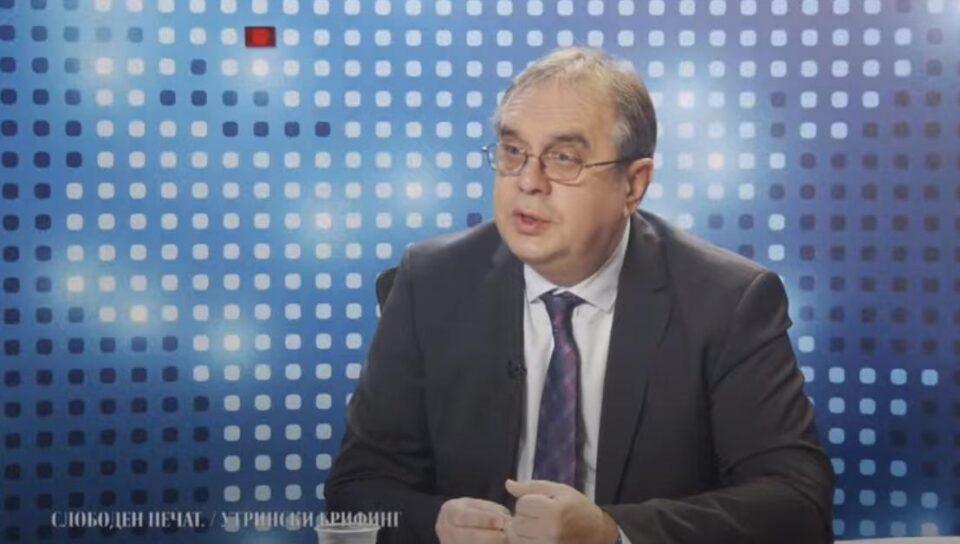 Даштевски: ДИК ги чека измените на законот за да почне со набавката на  фингерпринт апаратите, ќе бидат потребни 4,000 уреди за спроведување на гласањето