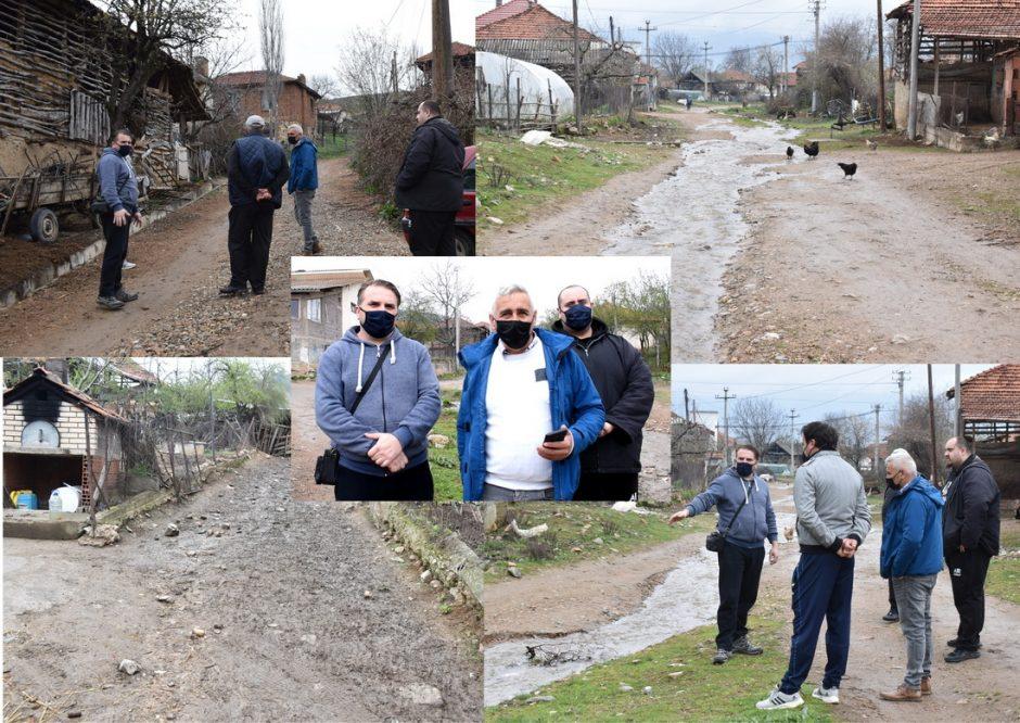 Сашко Ивановски: Во село Вирче предизборните лаги на градоначалникот Горан Трајковски се најголеми (ВИДЕО)