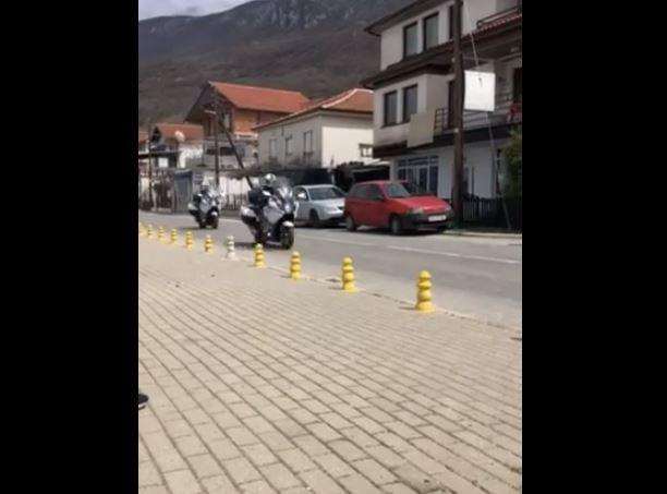 ВИДЕО: Викенд турнејата на Заев и Филипче продолжи и денеска, моторите брмчат низ Пештани