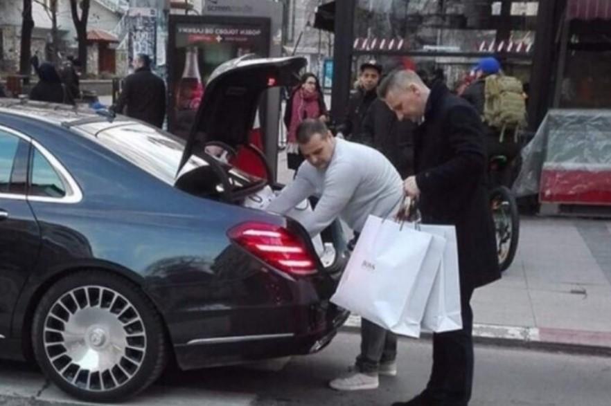 Возачот на Трајче Заев, братучедот на Зоран Заев е еден од приведените во акцијата за дрога