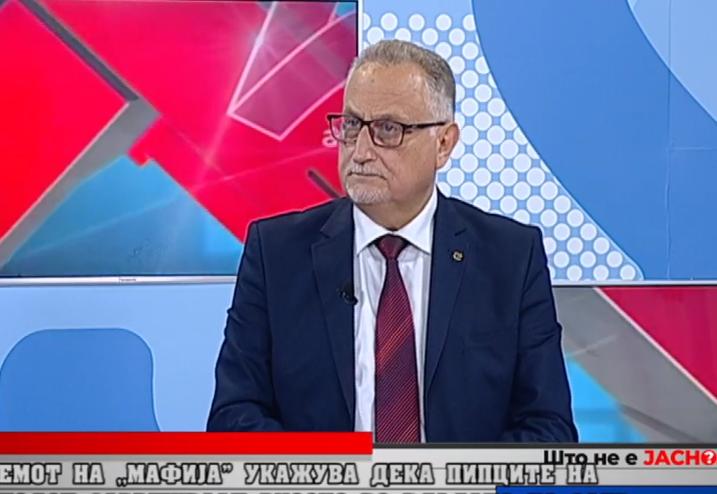 Зафировски: Јасна е спрегата меѓу СДСМ и криминалните структури, ако институциите не покажат волја за расчистување на скандалите можно е да се вратат визите