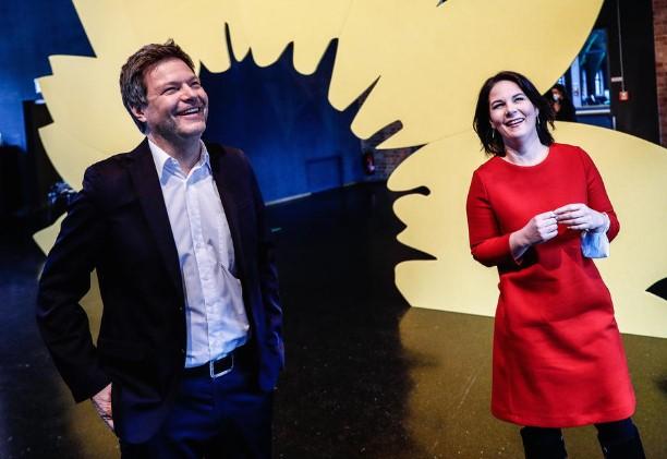 Германските Зелени денеска ќе го изберат кандидатот за канцелар за изборите во септември